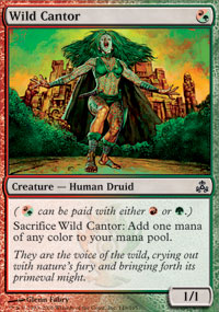 Wild Cantor - Guildpact