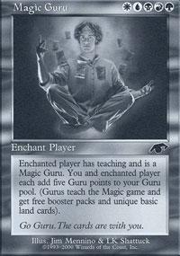 Magic Guru - GURU Lands