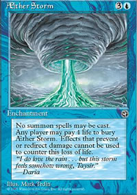 Aether Storm - Homelands