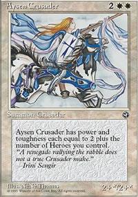Aysen Crusader - Homelands
