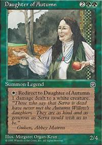 Daughter of Autumn - Homelands
