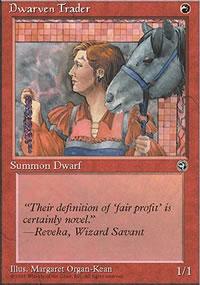 Dwarven Trader 1 - Homelands