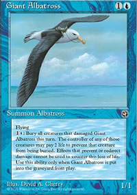 Giant Albatross 2 - Homelands