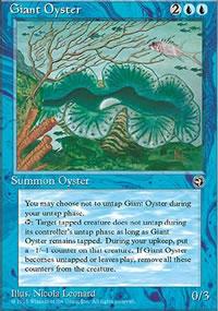 Giant Oyster - Homelands