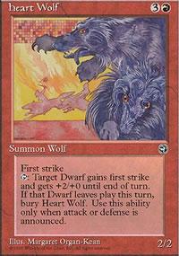 Heart Wolf - Homelands
