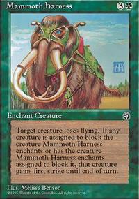 Mammoth Harness - Homelands