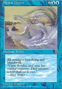 Mystic Decree - Homelands