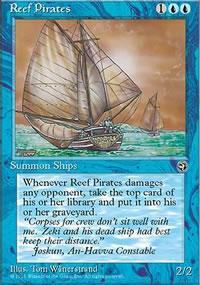 Reef Pirates 1 - Homelands