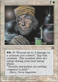 Samite Alchemist 1 - Homelands