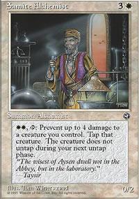 Samite Alchemist 2 - Homelands