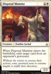 Disposal Mummy - Hour of Devastation