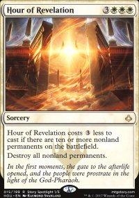 Hour of Revelation - Hour of Devastation