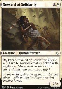 Steward of Solidarity - Hour of Devastation