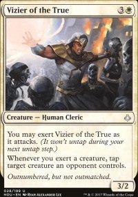 Vizier of the True - Hour of Devastation