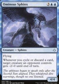 Ominous Sphinx - Hour of Devastation