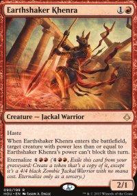 Earthshaker Khenra - Hour of Devastation