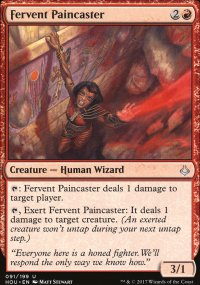 Fervent Paincaster - Hour of Devastation