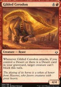 Gilded Cerodon - Hour of Devastation