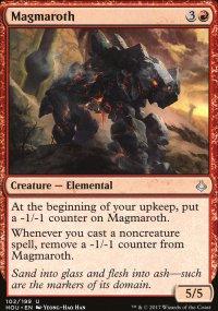 Magmaroth - Hour of Devastation