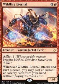 Wildfire Eternal - Hour of Devastation