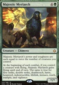 Majestic Myriarch - Hour of Devastation