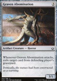Graven Abomination - Hour of Devastation