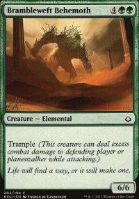 Brambleweft Behemoth - Hour of Devastation