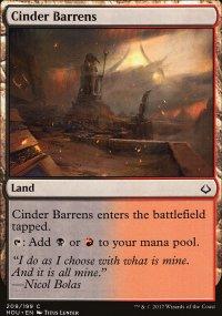 Cinder Barrens - Hour of Devastation