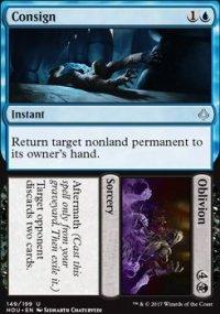 Consign / Oblivion - Hour of Devastation