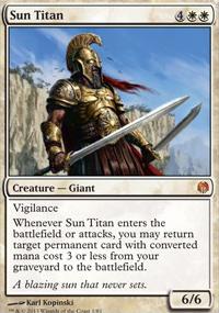 Sun Titan - Heroes vs. Monsters