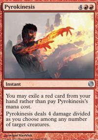 Pyrokinesis - Heroes vs. Monsters
