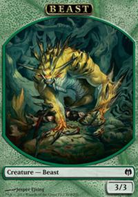 Beast - Heroes vs. Monsters