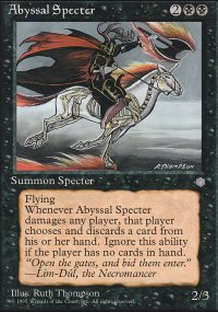 Abyssal Specter - Ice Age