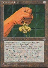Amulet of Quoz - Ice Age
