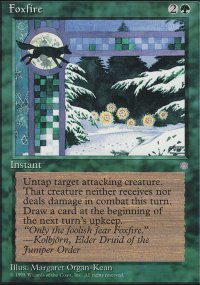 Foxfire - Ice Age