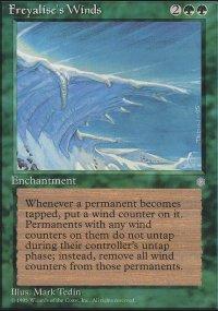 Freyalise's Winds - Ice Age