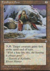Fyndhorn Bow - Ice Age