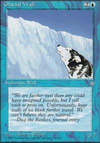 Glacial Wall - Ice Age