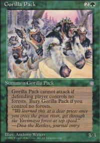 Gorilla Pack - Ice Age