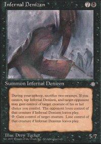 Infernal Denizen - Ice Age