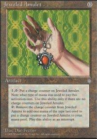 Jeweled Amulet - Ice Age