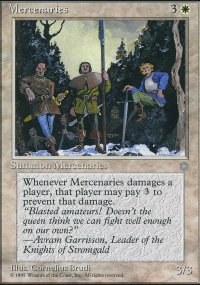Mercenaries - Ice Age