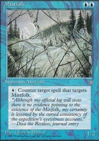 Mistfolk - Ice Age