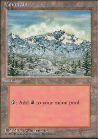 Mountain 1 - Ice Age