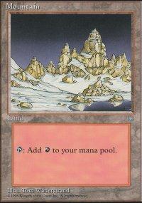 Mountain 3 - Ice Age