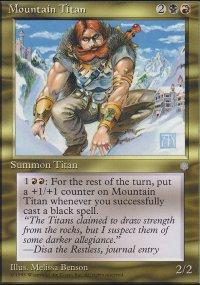 Mountain Titan - Ice Age