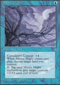 Mystic Might - Ice Age
