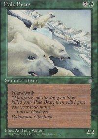 Pale Bears - Ice Age