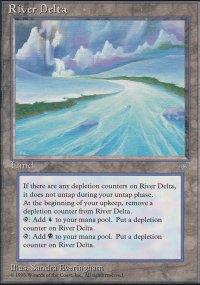 River Delta - Ice Age