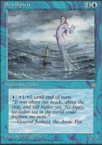 Sea Spirit - Ice Age